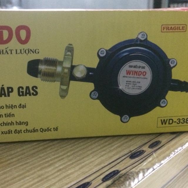 Đặc điểm của van gas Windo