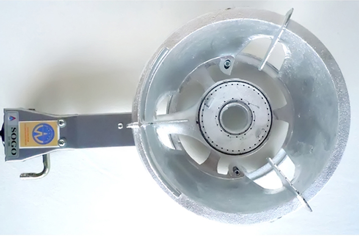 Bếp gas công nghiệp Sogo GT-203