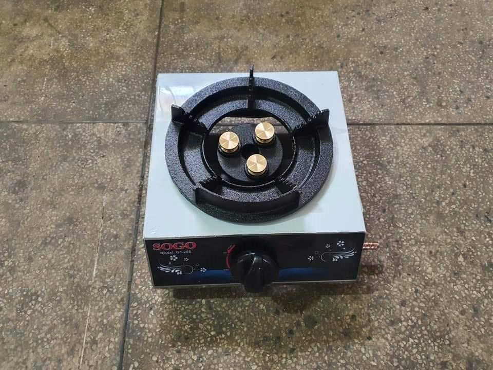 Bếp khè gas 3 lò 4 lò mới tại Gas Anh Tiệp