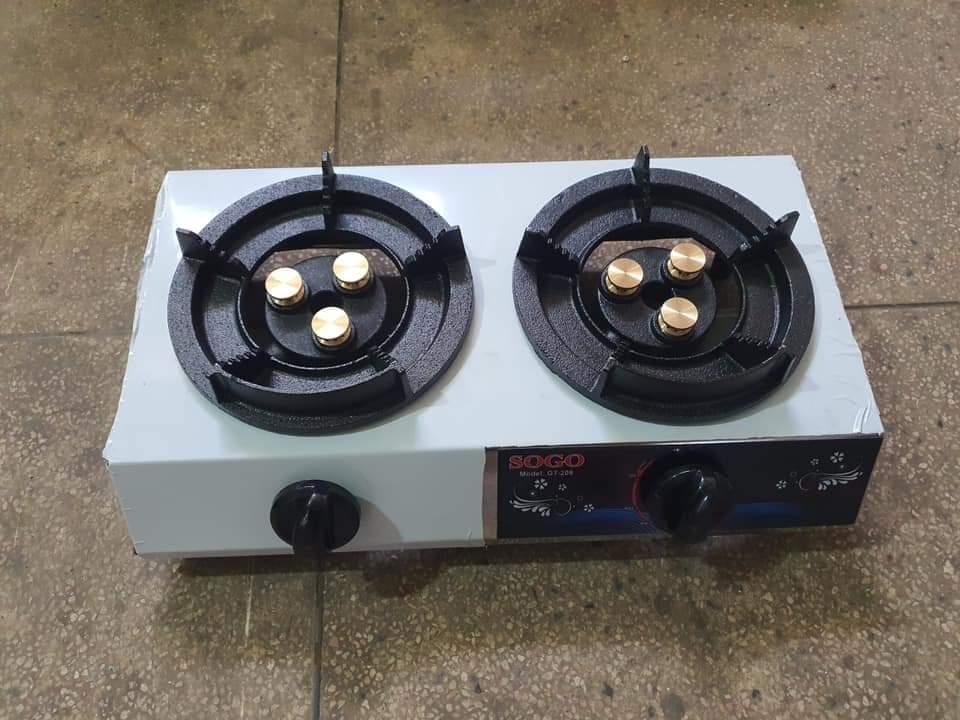 Hướng dẫn sử dụng bếp khè gas 3 lò 4 lò an toàn, hiệu quả