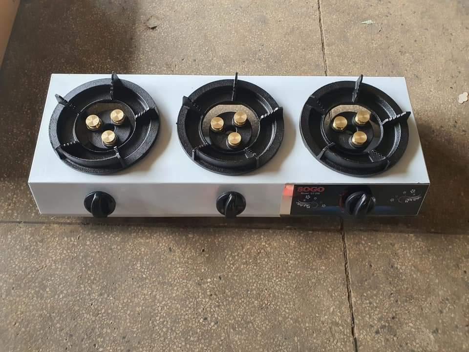 Bếp khè gas 3 lò chất lượng