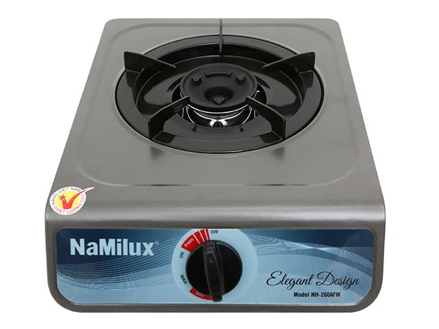 Lợi ích khi sử dụng bếp gas đơn Namilux
