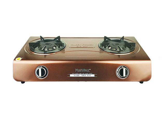 Bếp gas đôi Namilux DL2163APF mặt bếp tráng men chính hãng, giá tốt