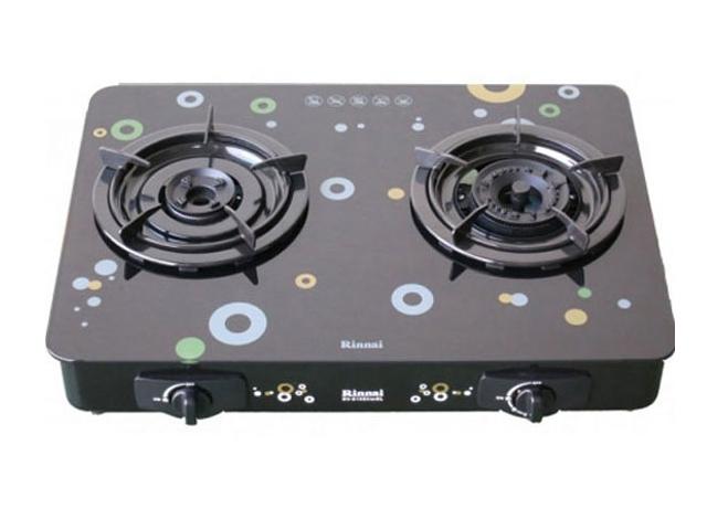 Bếp gas mặt kính Rinnai RV - 715 Slim(GL) chất lượng cao