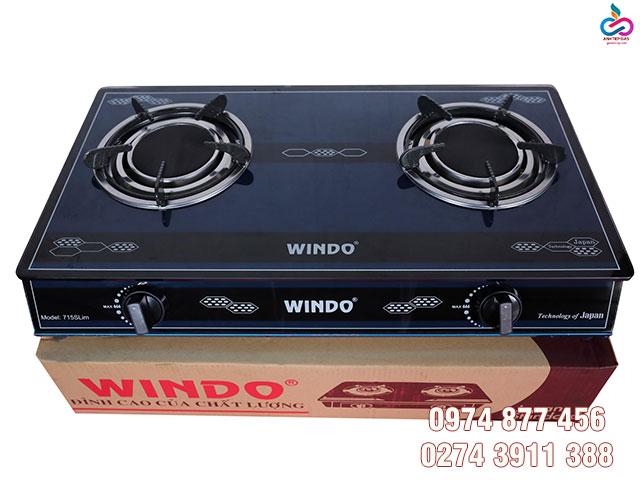 Địa chỉ cung cấp bếp gas Windo 715 Slim chính hãng, giá tốt