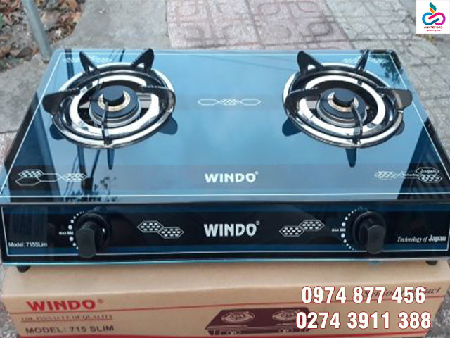 ưu điểm của bếp gas Windo 715 Slim