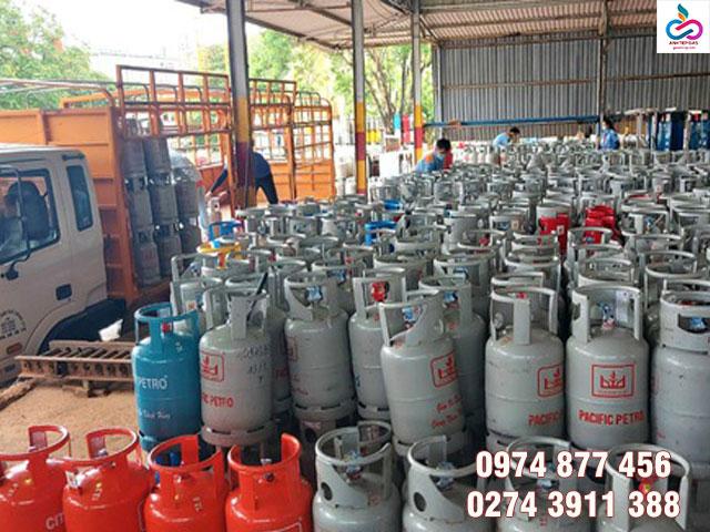 Đại lý cung cấp gas uy tín tại Bình Dương