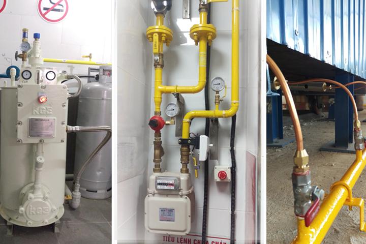 Bao lâu thì nên bảo trì hệ thống gas một lần?
