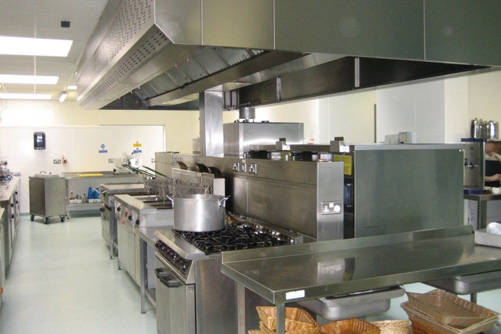Bếp công nghiệp là gì?