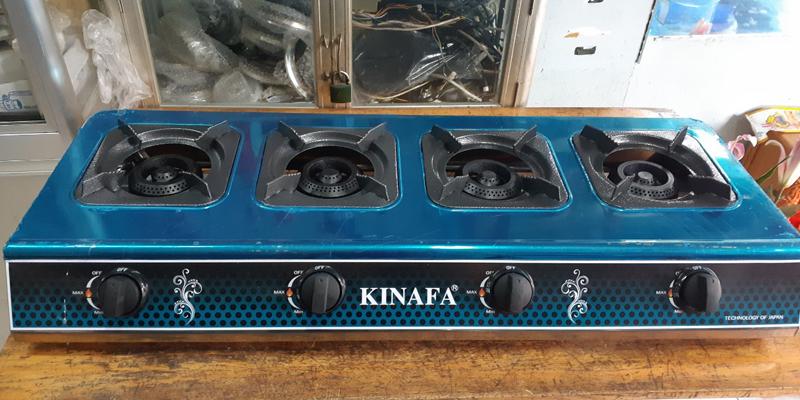 Hãng bếp gas Kinafa