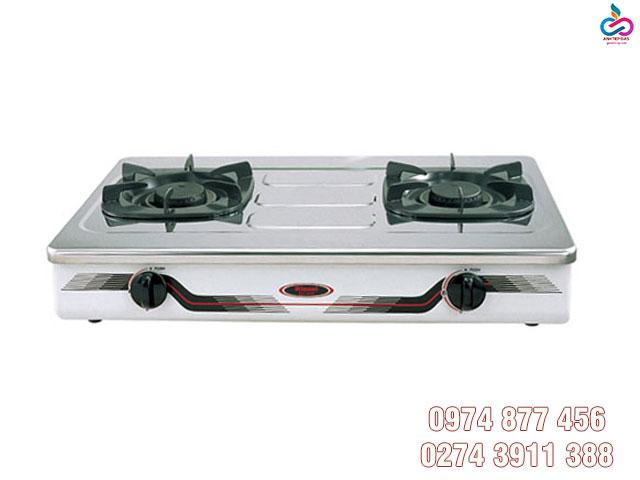 Ưu điểm trong thiết kế và tính năng của bếp gas Rinnai 370