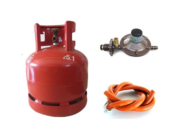 Kích thước bình gas 6kg