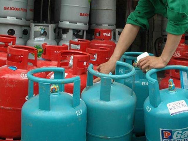 Bình gas  công nghiệp đổ mồ hôi có nguy hiểm hay không