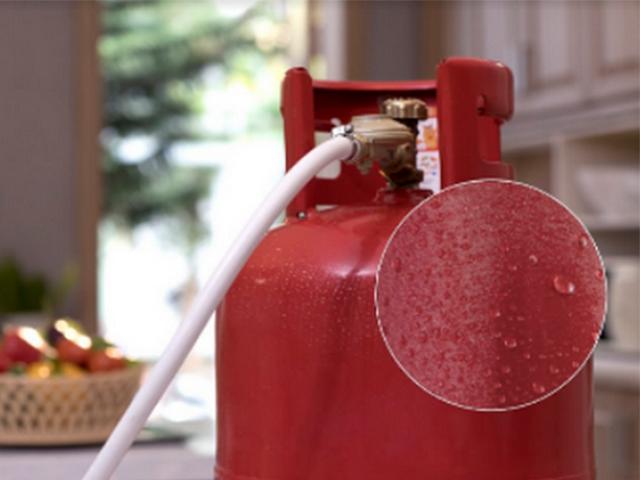 Môt số lưu ý khi sử dụng hệ thống gas