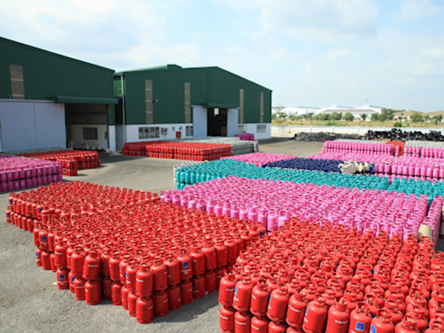 Đại lý chuyên phân phối gas chất lượng tại Bình Dương