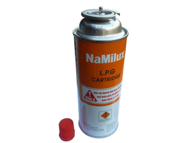 Vi sao nên sử dụng bình gas mini?