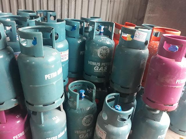 Giá thành của vỏ gas cần đặt cọc