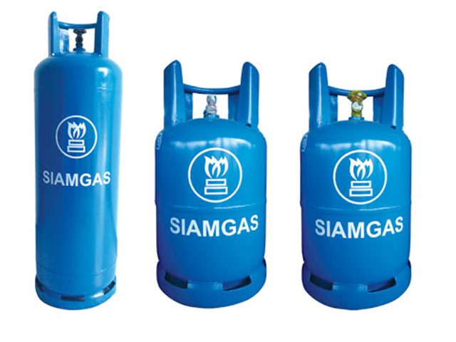 Lắp đặt bình gas Siam đúng cách