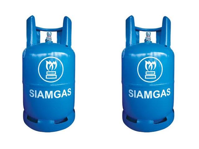 Gas Siam nhập khẩu, chất lượng cao