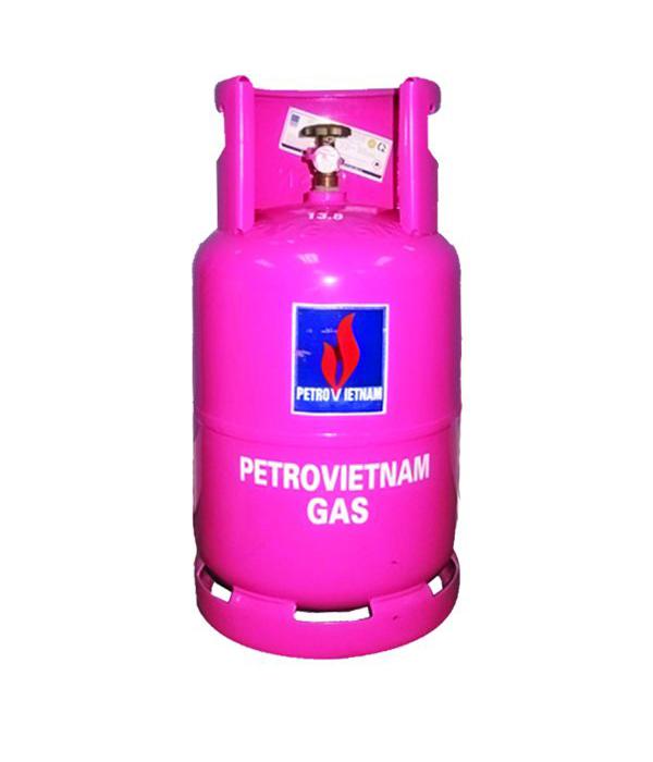 Các loại gas PetroVietnam được sử dụng nhiều nhất