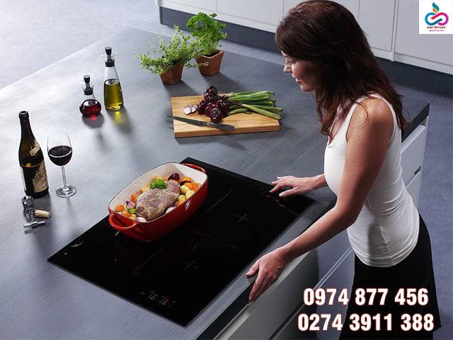 Lắp đặt bếp từ đúng cách