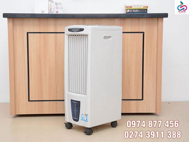 Sửa lổi quạt hơi nước vào điện nhưng không chạy hiệu quả