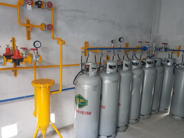 Nguyên tắc quan trọng khi vận hành hệ thống gas công nghiệp