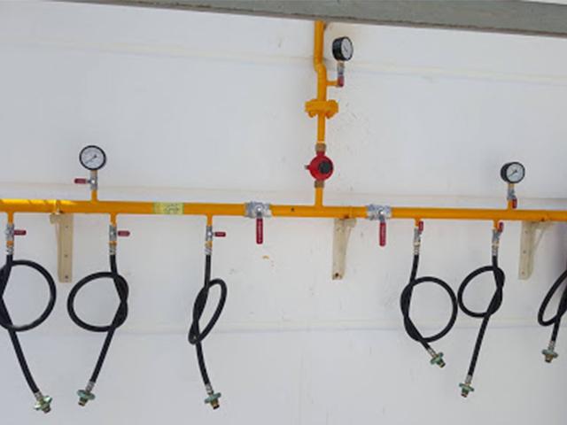 Một số loại van thường sử dụng trong hệ thống gas công nghiệp