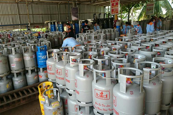Vai trò của khí gas đối với công nghiệp