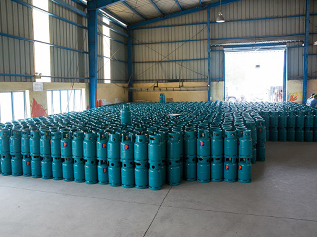 Một số loại gas dành cho gia đình