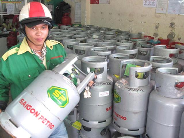 Đái lý giao gas chuyên nghiệp tại Dầu Tiếng, giá thành rẻ nhất thị trường