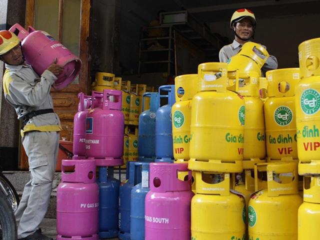 Đại lý giao gas uy tín tại Dĩ An với giá thành rẻ