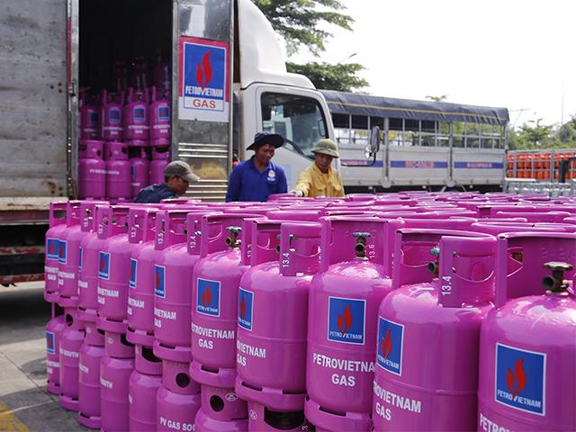 Đại lý gas uy tín tại Tân Uyên