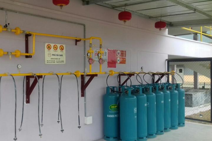 Các nguyên tắc sử dụng hệ thống gas an toàn và hiệu quả
