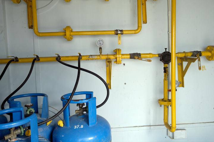 Dịch vụ bảo trì hệ thống gas chuyên nghiệp tại Bình Dương