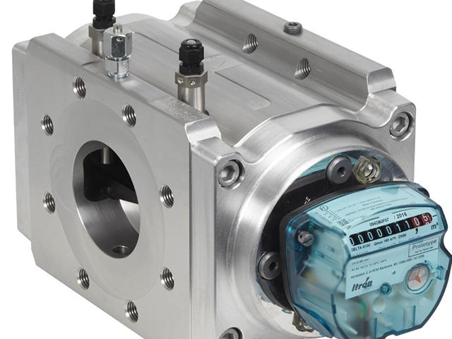 Cách hoạt động của đồng hồ đo lưu lượng gas