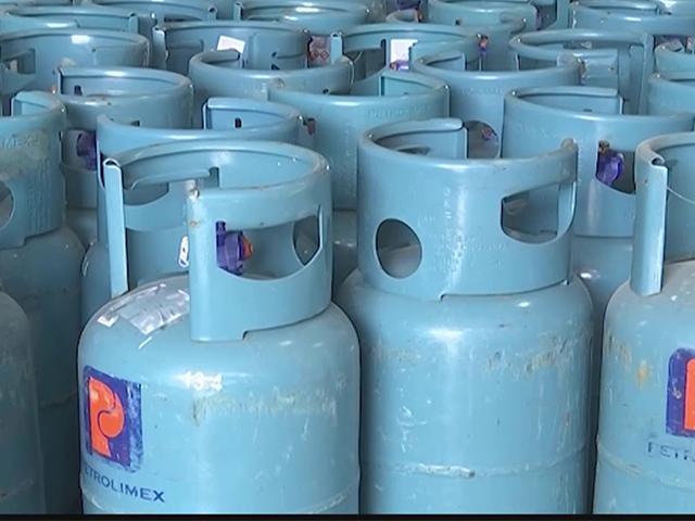Giá gas tăng mạnh trong tháng 1 năm 2021
