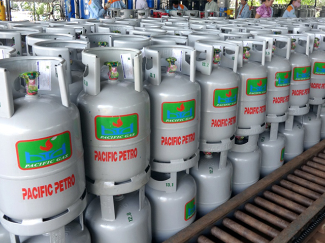 Địa chỉ cung cấp gas giá binh ổn nhất thị trường