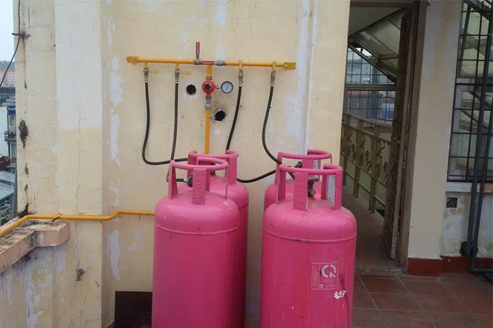 Giá bình gas 45kg hiện nay bao nhiêu tiền?