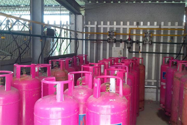 Địa chỉ phân phối bình gas 45kg uy tín tại Bình Dương