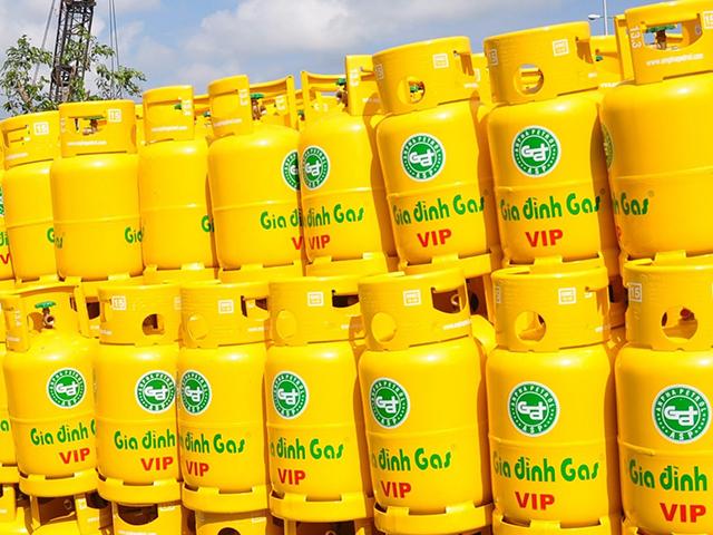 Tình hình biến động của giá gas trên thế giới