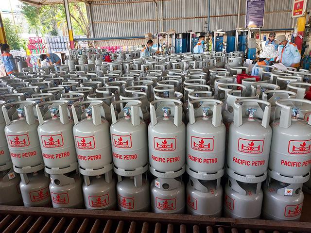 Nguyên nhân tác động đến giá gas trên thị trường