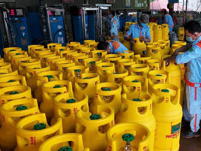 Ảnh hưởng của giá gas thế giới