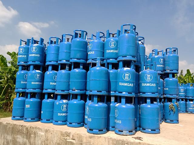 Giá gas trên thị trường biến động vào năm 2021