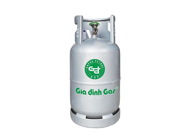 Giá bing2 gas gia đỉnh hiện nay