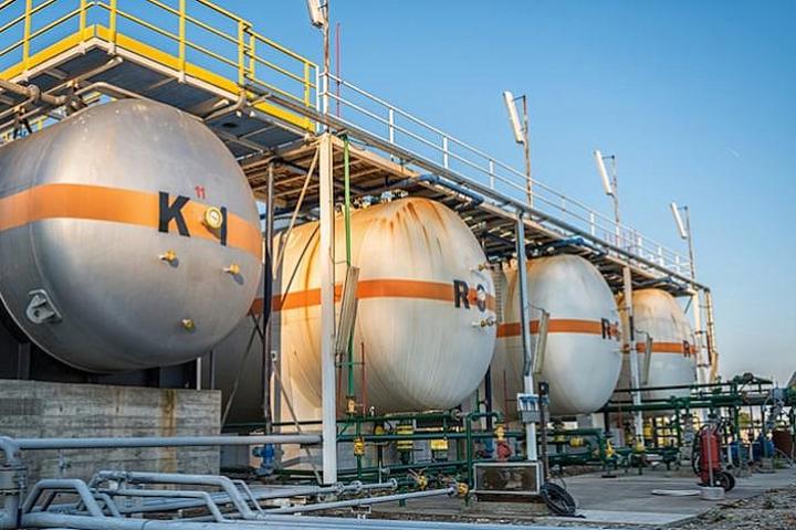 Giá thành gas mới nhất hiện tại trên thị trường