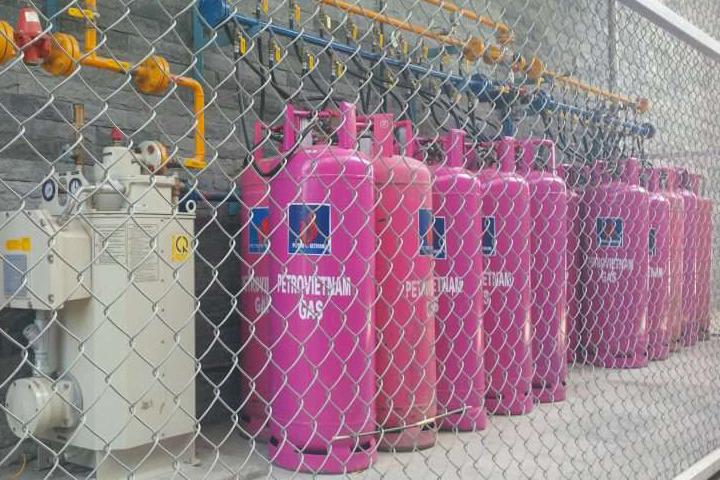 Đặc điểm cơ bản của bình gas công nghiệp