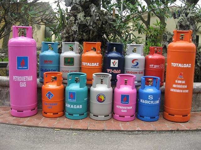 Lưu ý khi sử dụng bình gas cũ