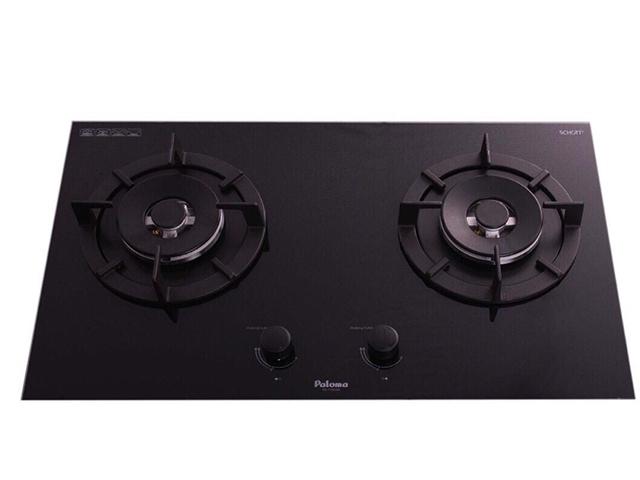Tránh chất lỏng chảy trên mặt bếp khi dùng bếp gas âm