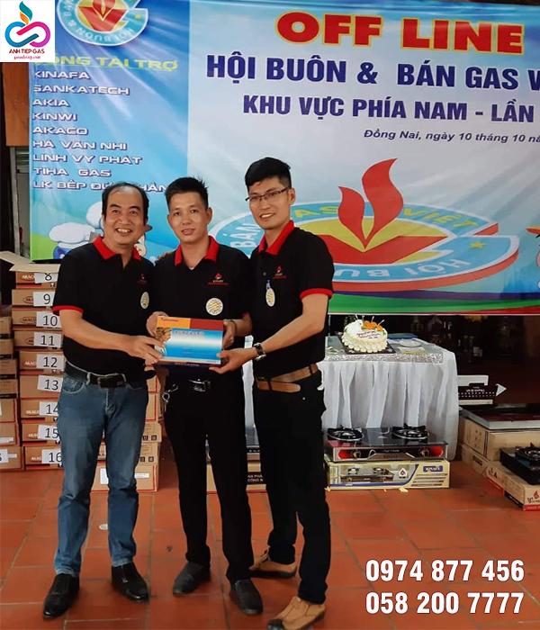 Gas Anh Tiệp là đại lý gas uy tín tại Biên Hòa